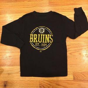 Boston Bruins Thermal Long Sleeve Shirt